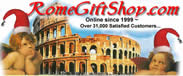 free postcards from Italy at Romegiftshop.com